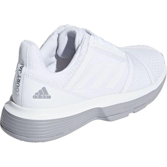 adidas(アディダス)のアディダス テニスシューズ レディースCourtJam Bounce W24.5 スポーツ/アウトドアのテニス(シューズ)の商品写真