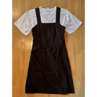 MARGARET HOWELL - MARGARET HOWELL サロペットスカート シルクコットン
