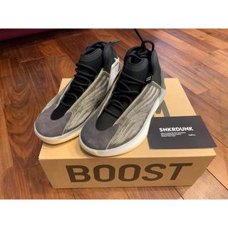 アディダス(adidas)のadidas yeezy qntm barium バリウム バスケットボール(スニーカー)