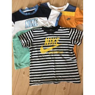 NIKE - ナイキ☆半袖Tシャツ☆110☆3枚セット