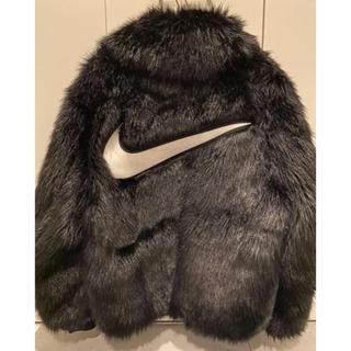 AMBUSH - NIKE × AMBUSH Reversible Faux Fur Coat