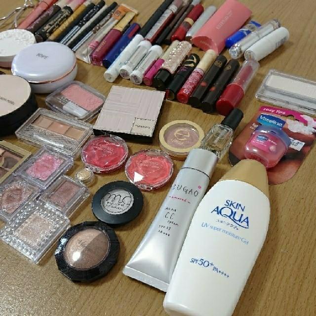 VISEE(ヴィセ)のプチプラコスメ まとめ売り コスメ/美容のベースメイク/化粧品(アイシャドウ)の商品写真
