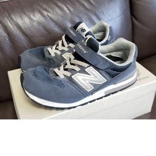New Balance - ニューバランス 23.5センチ キッズ