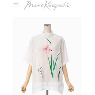 mame - 新品未使用タグ付き mame kurogouchi 刺繍トップス サイズ1