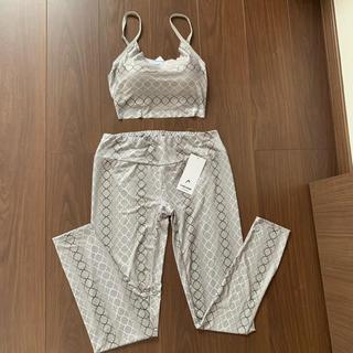 Victoria's Secret - トレーニングウェア ヨガ ジム 大きいサイズ 上下セット 新品未使用 運動 LL