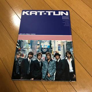 カトゥーン(KAT-TUN)のKAT-TUN1st写真集(アイドルグッズ)