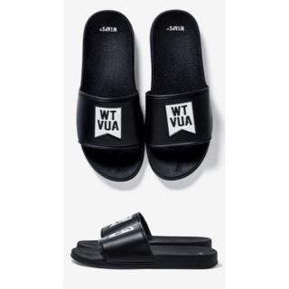 W)taps - L 20SS WTAPS SLIDER / FOOTWEAR. PVC