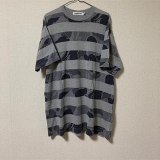 アベイシングエイプ(A BATHING APE)のA BATHING APE® アベイシングエイプ グレー Tシャツ(Tシャツ/カットソー(半袖/袖なし))