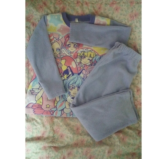 バンダイ(BANDAI)のプリキュアパジャマ  110㎝(パジャマ)