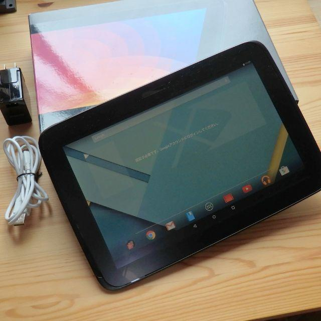 Android タブレット 10 インチ
