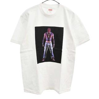 Supreme - SUPREME 20SS Tupac Hologram Tee L 白