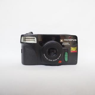 オリンパス(OLYMPUS)のAZ-2000 フィルムカメラ(フィルムカメラ)