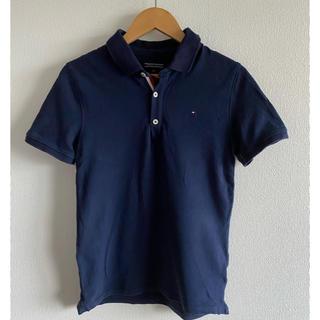 TOMMY HILFIGER - TOMMY HILFIGER キッズポロシャツ サイズ164cm