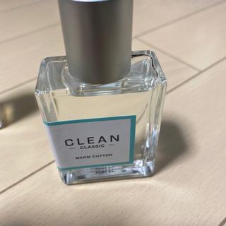 クリーン(CLEAN)のclean 香水 warm cotton(ユニセックス)