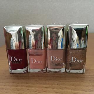 クリスチャンディオール(Christian Dior)のChristian DIOR ミニマニキュア(マニキュア)
