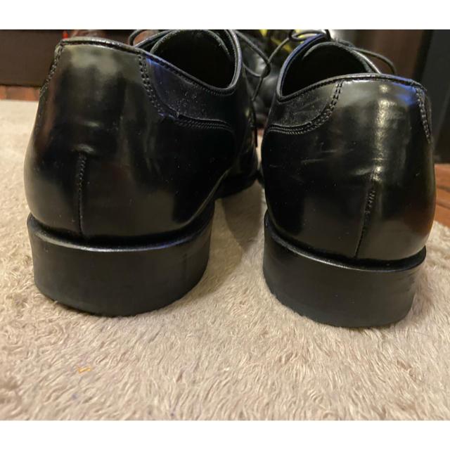 REGAL(リーガル)の★再々値下げ!【ほぼ新品】Regal Uチップレザーシューズ メンズの靴/シューズ(ドレス/ビジネス)の商品写真