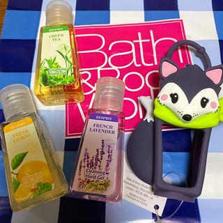 Bath & Body Works - Bath&Body Works バスアンドボディワークス キツネホルダーセット