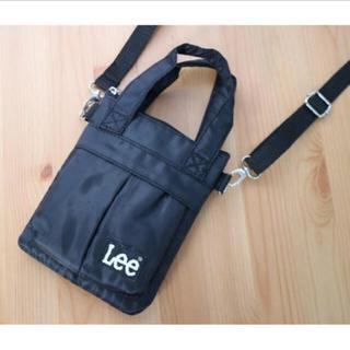 Lee - smart 12月号 付録 Lee ミニヘルメットバッグ型ショルダー スマート