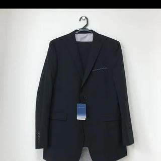 アバハウス(ABAHOUSE)のアバハウス メンズ スーツ ジャケット パンツ ビジネス サイズ3   ブラック(セットアップ)