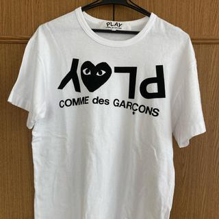 COMME des GARCONS - PLAY COMME des GARÇONS プレイコム・デ・ギャルソンTシャツ