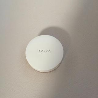 shiro - shiro ピオニー 練り香水 18g