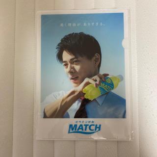 Johnny's - 平野紫耀 MATCH クリアファイル