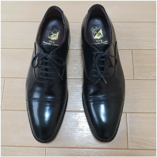 スーツカンパニー(THE SUIT COMPANY)の一度使用/スーツカンパニー/ストレートチップ/ビジネス革靴ヒドゥンチャネル(ドレス/ビジネス)