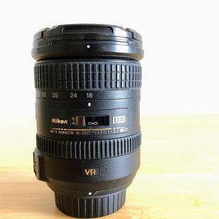 Nikon AF-S DX NIKKOR 18-200mm f/3.5-5.6G