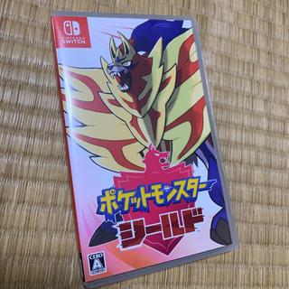 Nintendo Switch - 【美品】ポケモン シールド*スイッチソフト