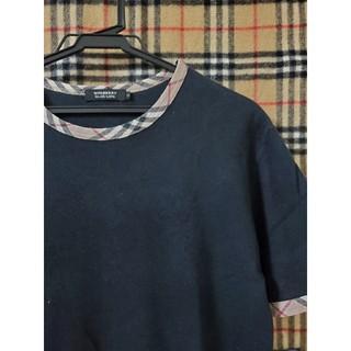 BURBERRY BLACK LABEL - おしゃれなバーバリーTシャツ
