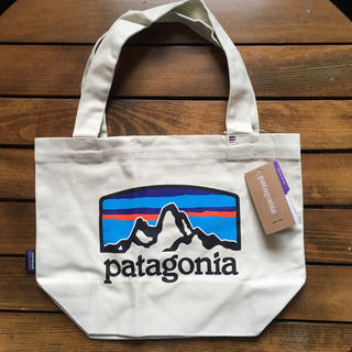 patagonia - パタゴニア ミニ トートバッグ 新品