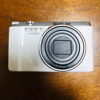 カシオ(CASIO)のCASIO EXILIM EX-ZR1000 ホワイト (コンパクトデジタルカメラ)