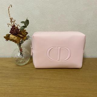 Christian Dior - 新品未使用ディオール ベビーピンクコスメポーチ