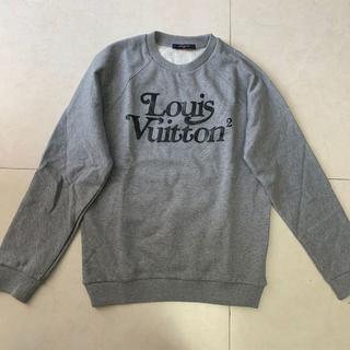 LOUIS VUITTON - 【Louis Vuitton】NIGO☆スクエアードスウェットシャツ2020FW