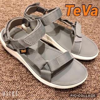 Teva - 【Teva】テバ 人気のおしゃれサンダル 靴下と合わせても可愛い♪