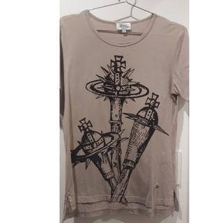 ヴィヴィアンウエストウッド(Vivienne Westwood)のヴィヴィアン tシャツ(Tシャツ/カットソー(半袖/袖なし))