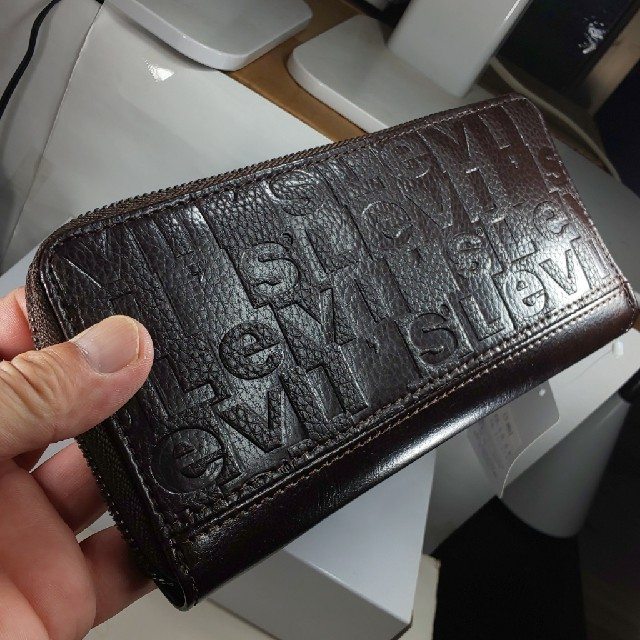 Levi's(リーバイス)の新品未使用、levis(R)長財布 メンズのファッション小物(長財布)の商品写真