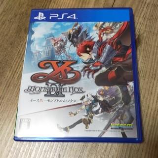 PlayStation4 - PS4 イース9