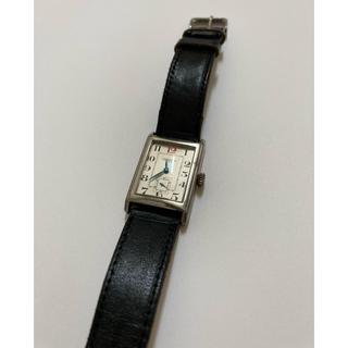 エルメス(Hermes)の超希少 Hermes エルメス ヴィンテージ 腕時計 CARTIER TANK(腕時計(アナログ))