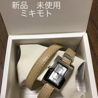 ミキモト(MIKIMOTO)のミキモト 腕時計 新品 未使用(腕時計)