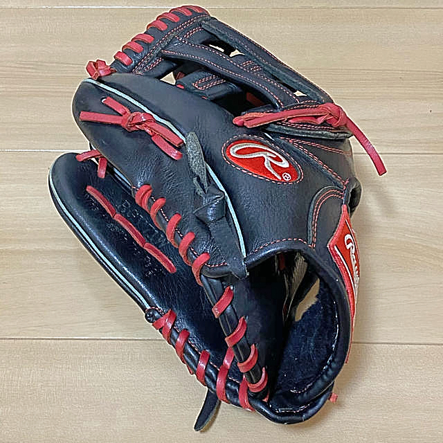 Rawlings(ローリングス)のローリングス グローブ 左利き スポーツ/アウトドアの野球(グローブ)の商品写真