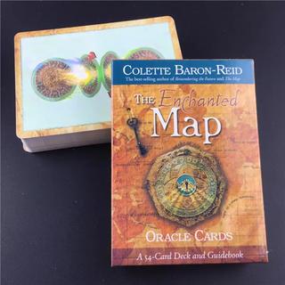 ザ・マップオラクルカード The Enchanted Map
