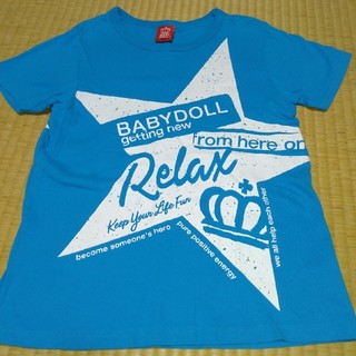 BABYDOLL - ベビードール 半袖Tシャツ 140