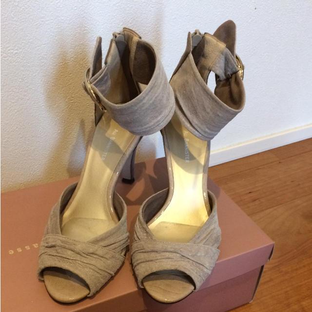 AU BANNISTER(オゥバニスター)のサンダル レディースの靴/シューズ(サンダル)の商品写真