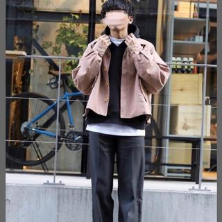 WEARISTA にっしー コラボ サイドジップショートジャケット(ブルゾン)