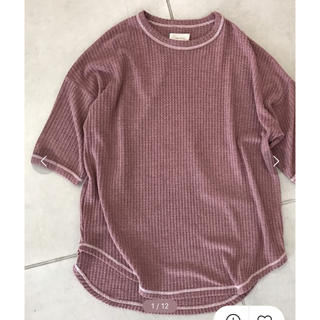 TODAYFUL - TODAYFUL  オーバーサーマルTシャツ