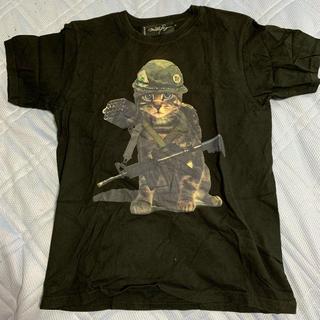 ミルクボーイ(MILKBOY)のMILK BOY(ミルクボーイ) キャットアーミーTシャツ 2(Tシャツ/カットソー(半袖/袖なし))