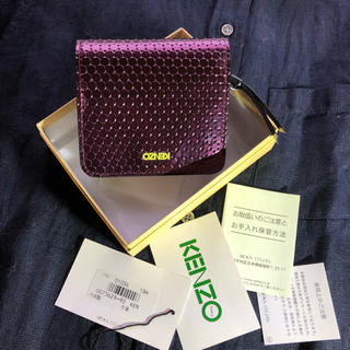 KENZO - レディース折り財布  ケンゾー