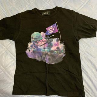 ミルクボーイ(MILKBOY)のMILK BOY(ミルクボーイ) キャットアーミーTシャツ2(Tシャツ/カットソー(半袖/袖なし))