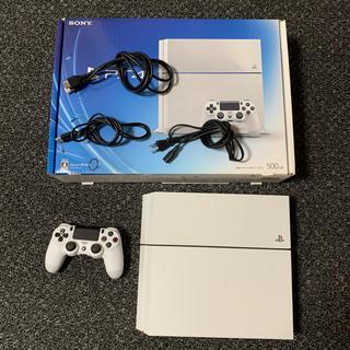 SONY - PS4 本体 プレステ4 コントローラー付き